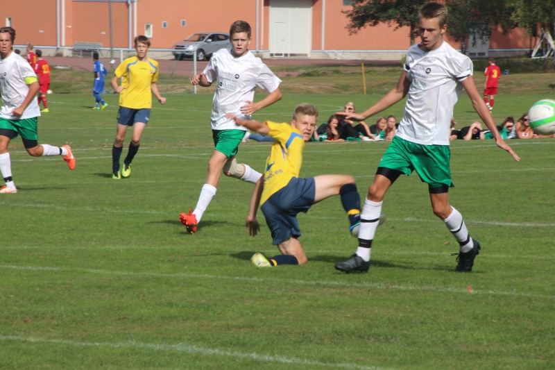 jalgpall 5