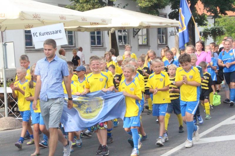 Saaremaa Cup 86