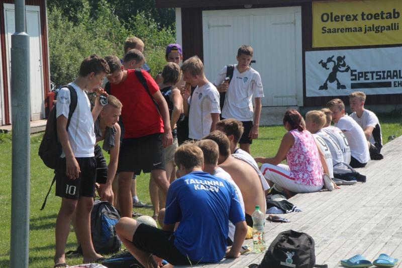 Saaremaa Cup 91