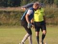 Gustav Kotkas asub lööma otsustavat penaltit.