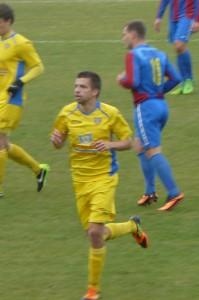 Pelle Pohlak oli penaltipunktis kindel. Alver Kivi