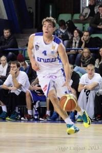 Mario Paiste sai oma meeskonnas kõige rohkem mänguaega. Argo Luigas