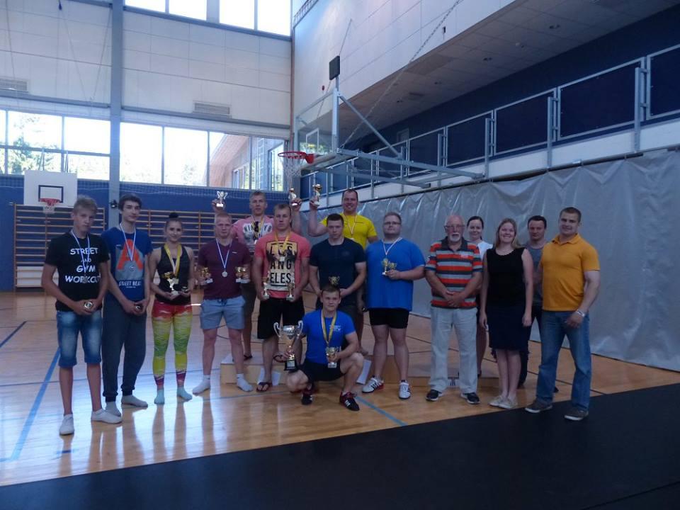 Võitjad. Orissaare Sport