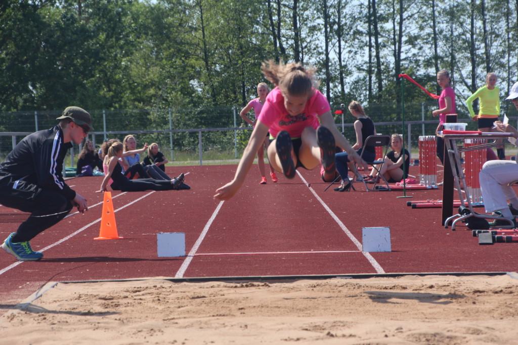 Marilis Remmel hüppas isikliku rekordi. Alver Kivi