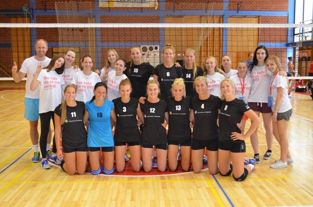Ülikooli naiskond. volley.ee