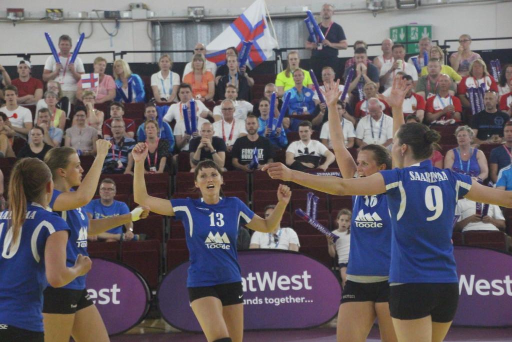 Naiskond on võitnud Jersey mängudel järjekordse punkti. Alver Kivi