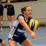 Nette Peit vastuvõtul. Lindesberg Volley