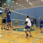 Oskar Kivi blokis. Saaremaa Võrkpalli Liit