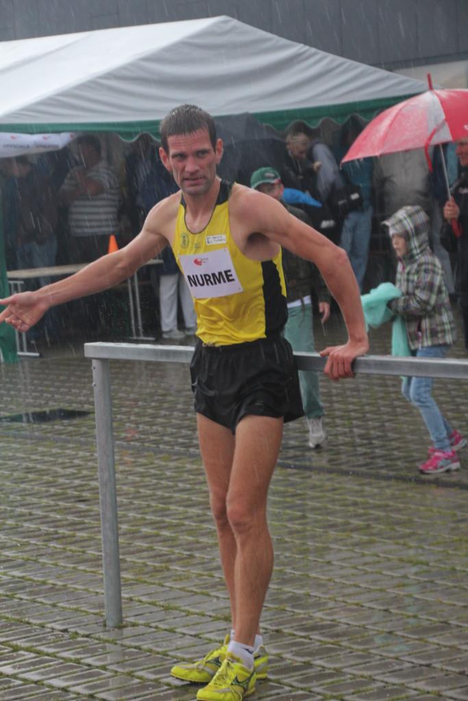 Tiidrek Nurme lõpetas hooaja võiduga. Alver Kivi