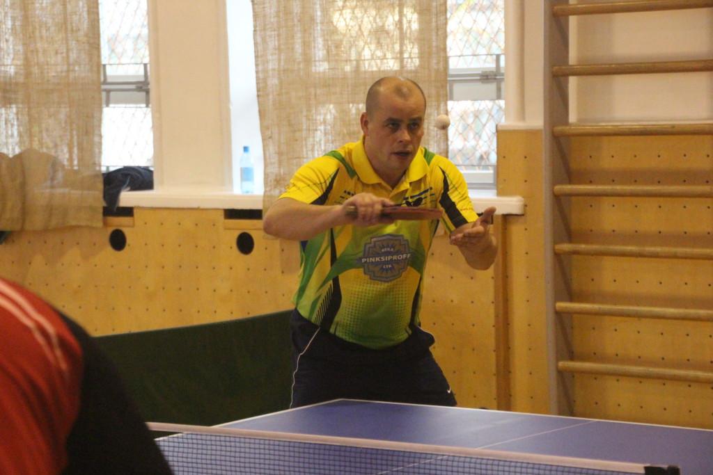 Janek Saar oli konkurentidele taas alistamatu. Alver Kivi