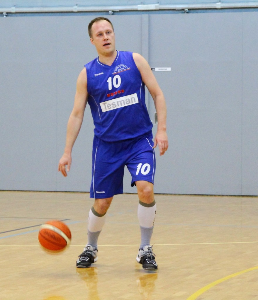 Kristjan Leedo oli võitjate resultatiivseim. Saaremaa Korvpall