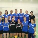 Sparta naiskond. volley.ee