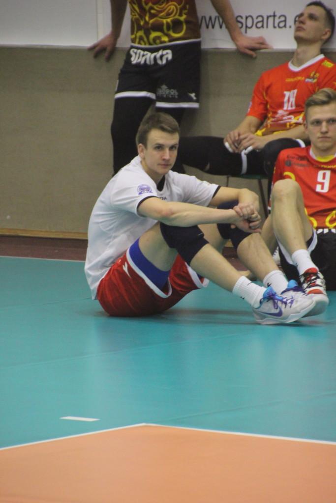 Denis Losnikov sai kutse ka treeninglaagrisse. Alver Kivi