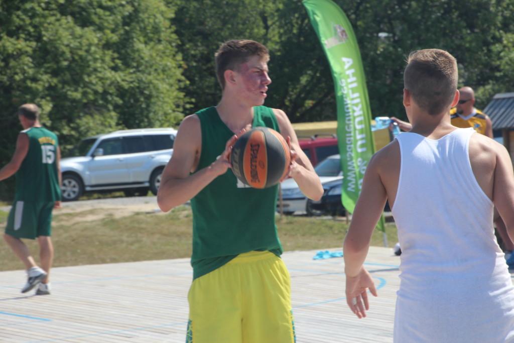 Markus Metsala on meeskonnale tõhus täiendus. Alver Kivi