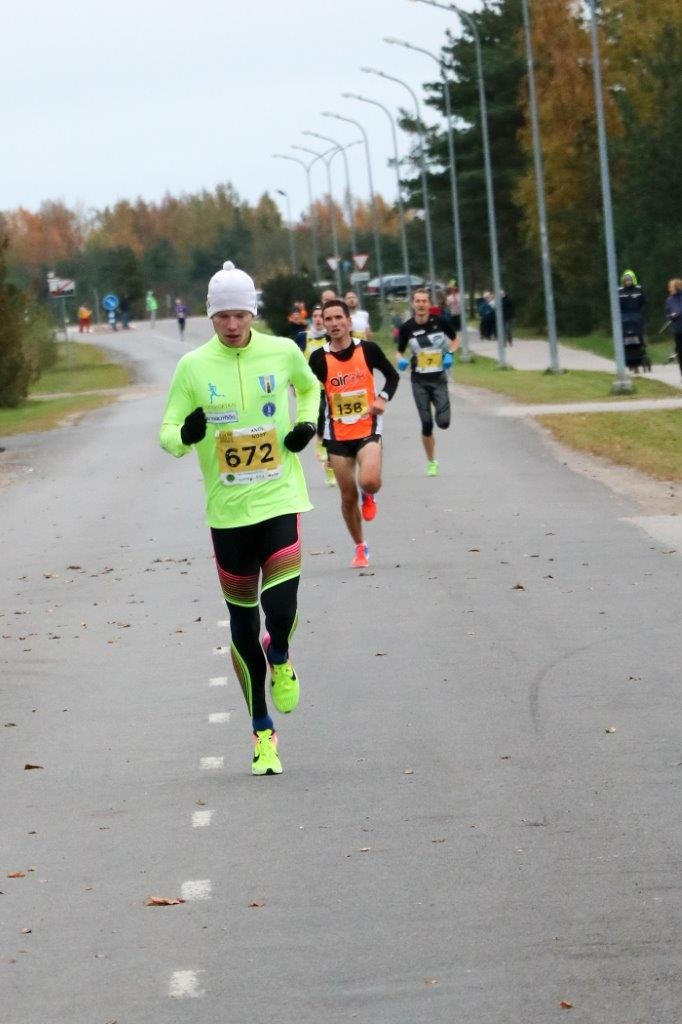 2016. aastal võitis jooksu Andi Noot. Irina Mägi