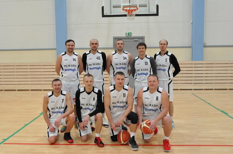 Võidukas BC Käsa. basket.ee
