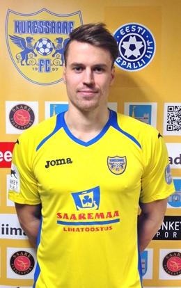 Märt Kluge tagasitulek on irate positiivne. FC Kuressaare