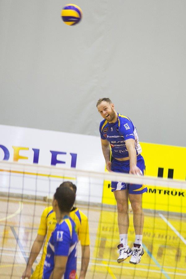 Andris Õunpuu mängis resultatiivselt. Irina Mägi