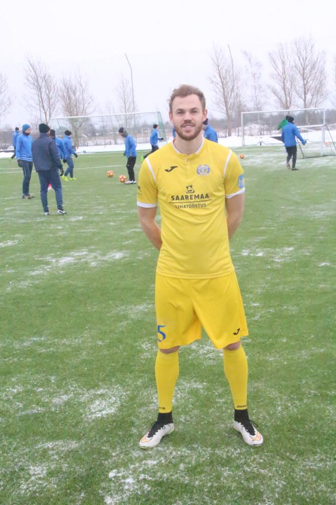 Mehine mees Sander Viira. Alver Kivi