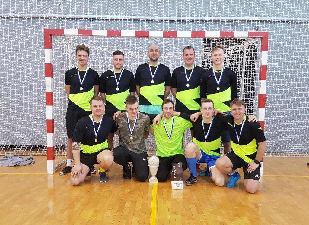 Võidukas Torgu meeskond. www.saaremaajk.ee