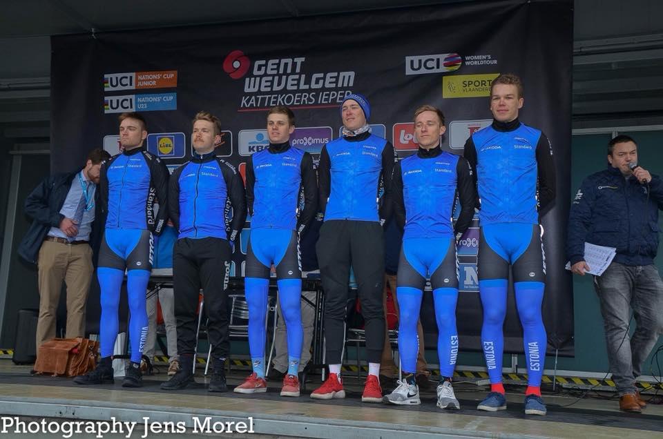 Eesti jalgrattakoondis