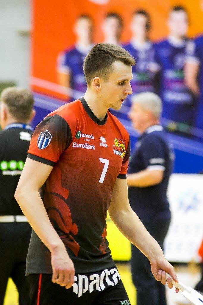 Denis Losnikov oli meeskonna üks resultatiivsemaid. Irina Mägi