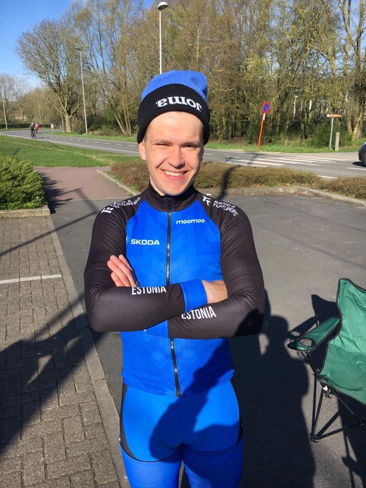Karl Patrick Lauk. Eesti Jalgratturite Liit