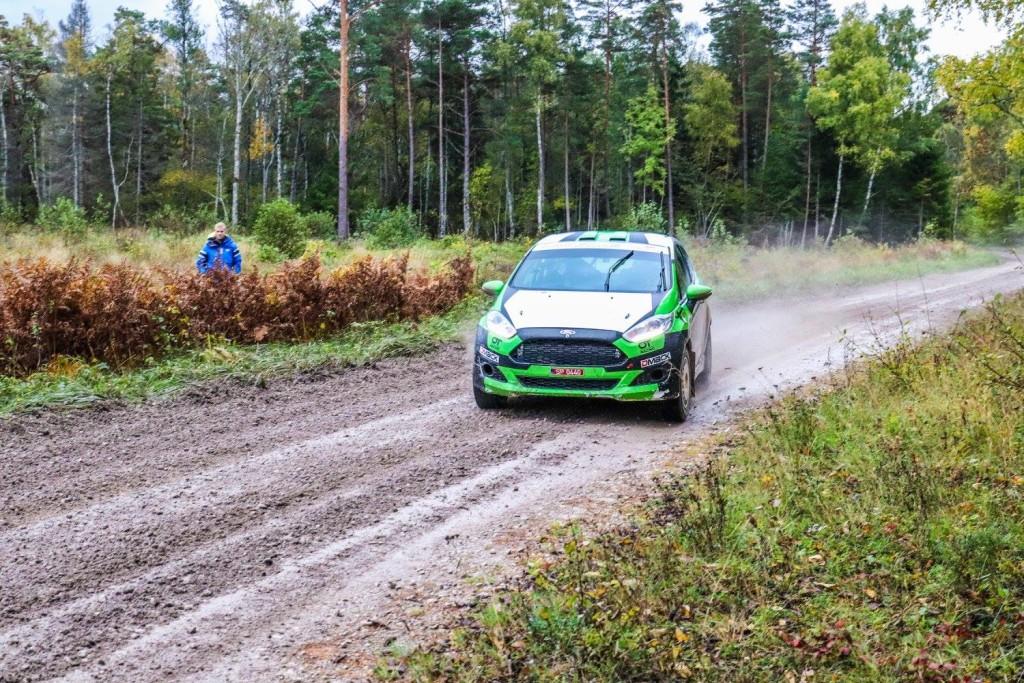 Ken Torn Saaremaa rallil. OT Racing