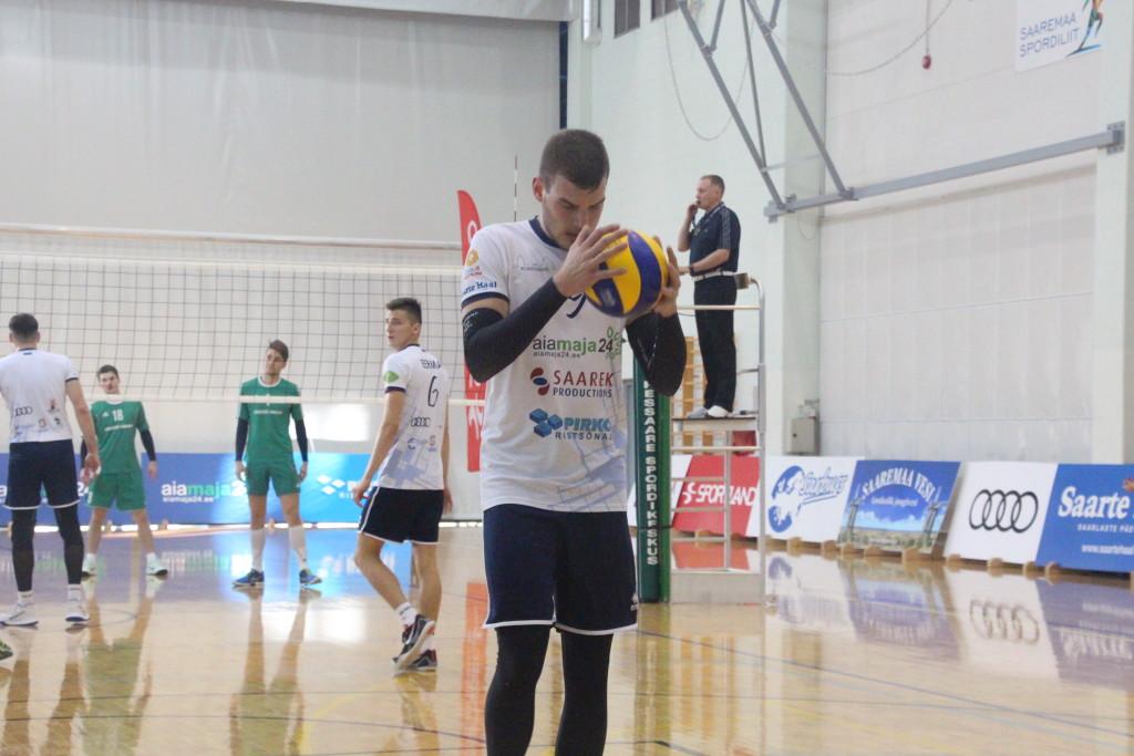 Tomaš Halanda oli resultatiivseim. Alver Kivi