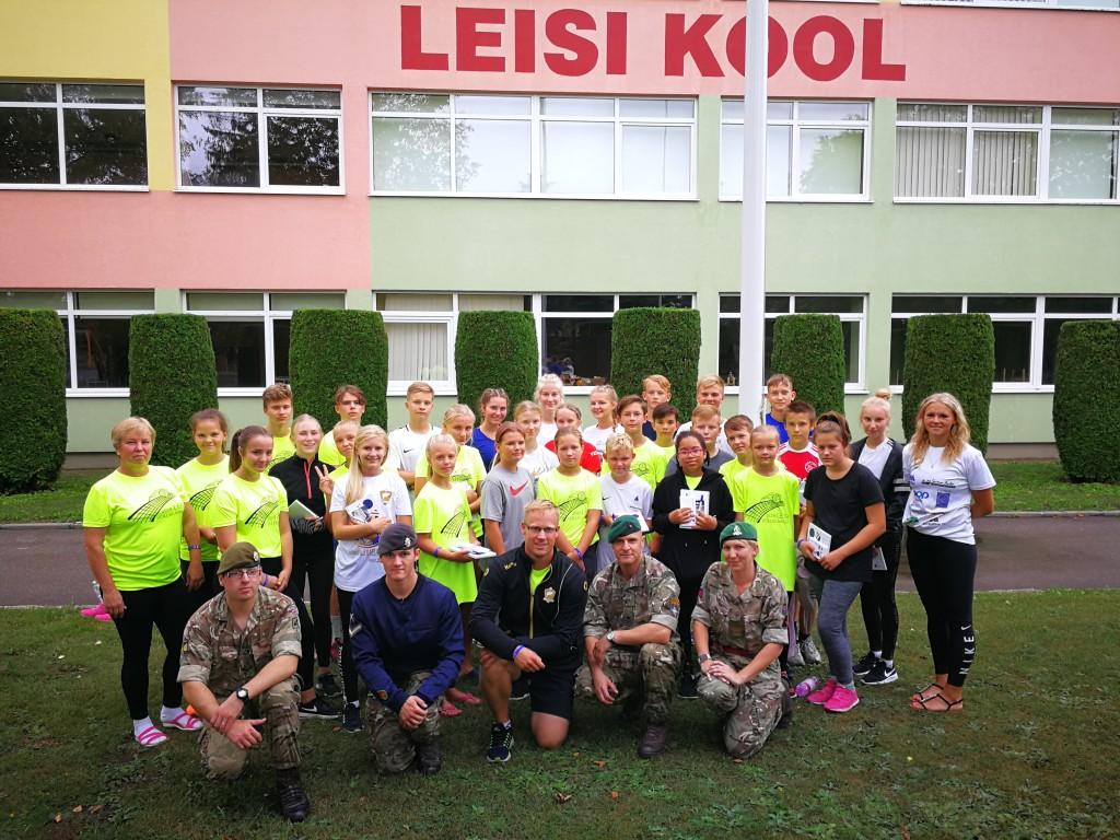 Laagrilised. Saaremaa Võrkpalli Liit
