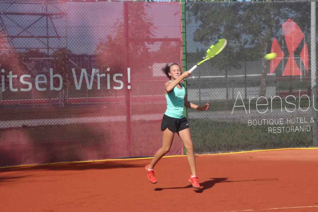 Grete Gull tegi karjääri parima turniiri. Alver Kivi
