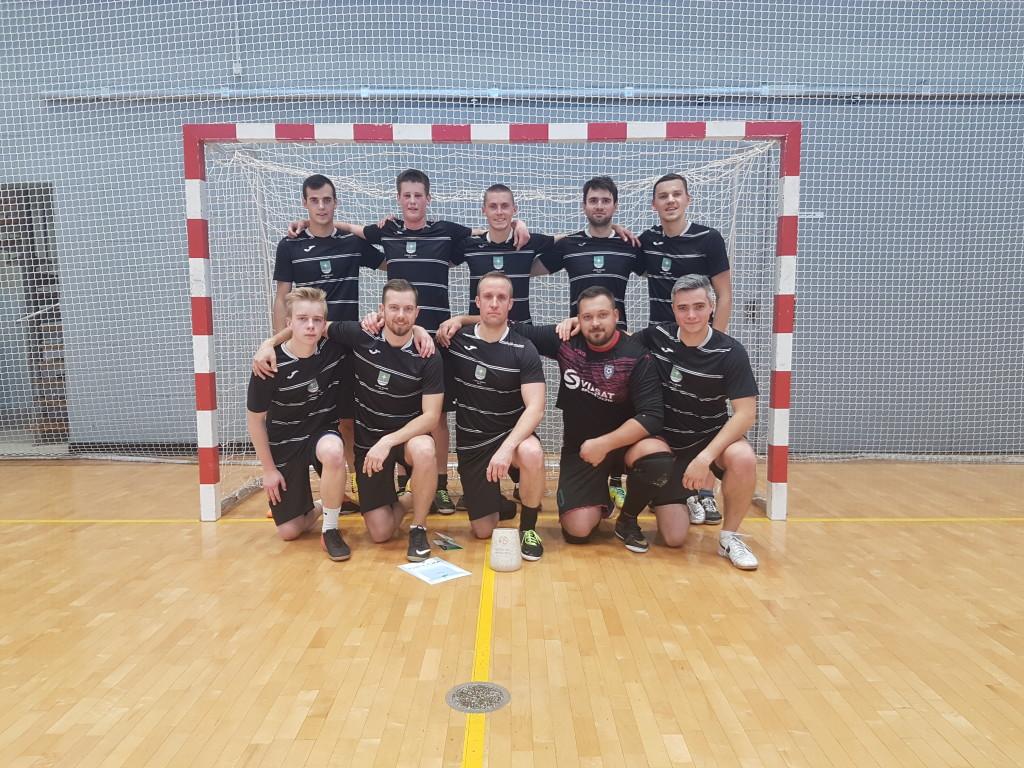 FC Taritu meeskond. saaremaajk.ee