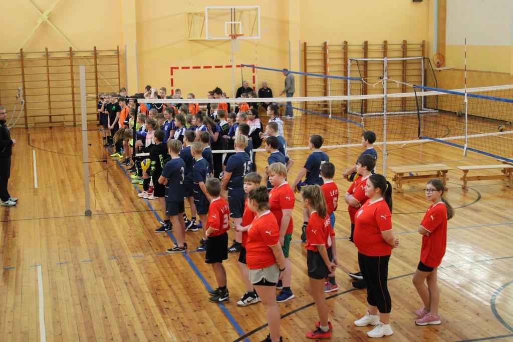 Turniiriks valmis. Saaremaa Võrkpalli Liit