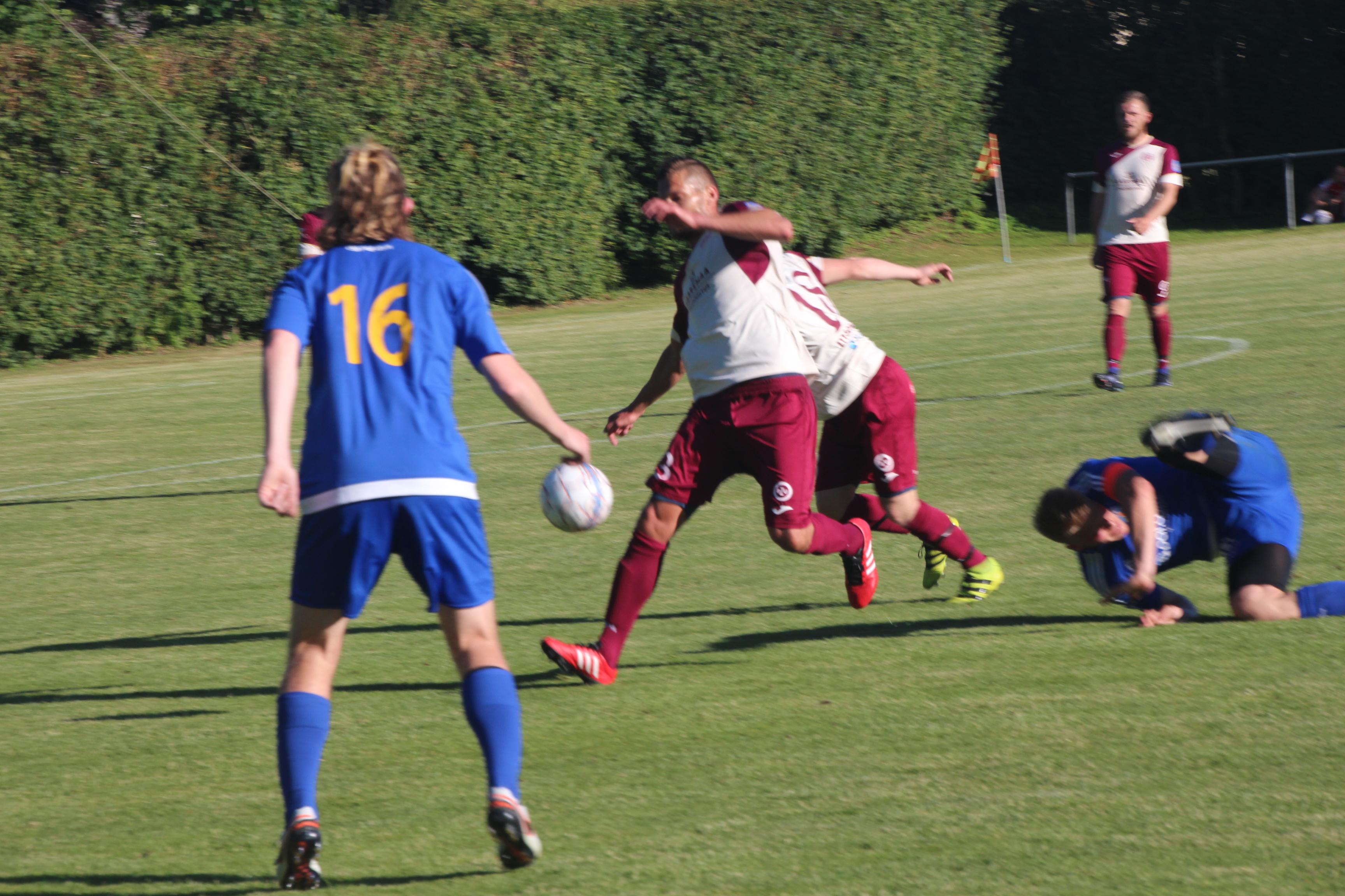 Ynys Mon võõrustab Saarte mängude alternatiivset jalgpalliturniiri