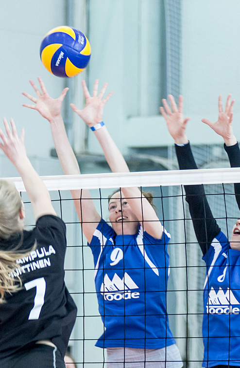 Eliisa Peit blokis. Irina Mägi