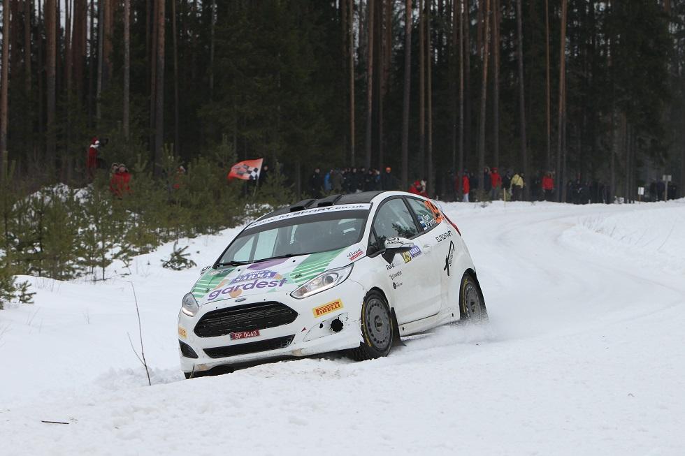 Estonian Junior Challnege võitjad Torn - Pannas. Ray Põder