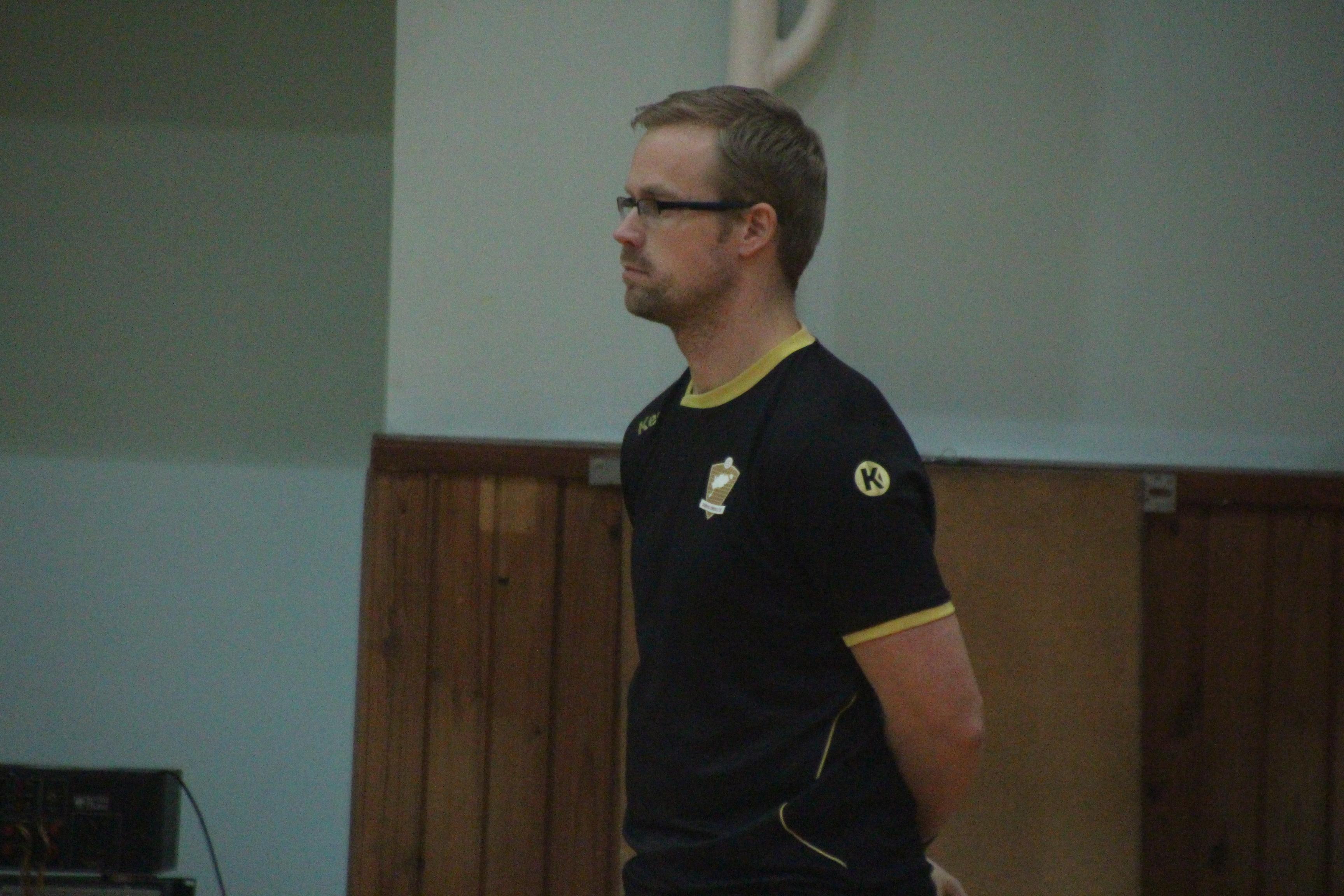 Asko Esna lahkub Saaremaa Spordikoolist