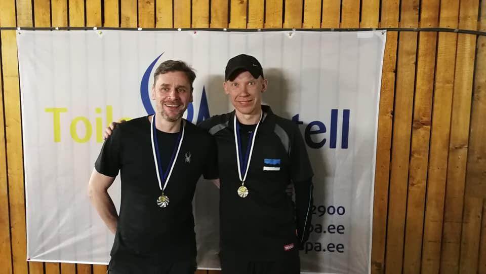 Valmar Pantšenko ja Urmo Auväärt. Erakogu