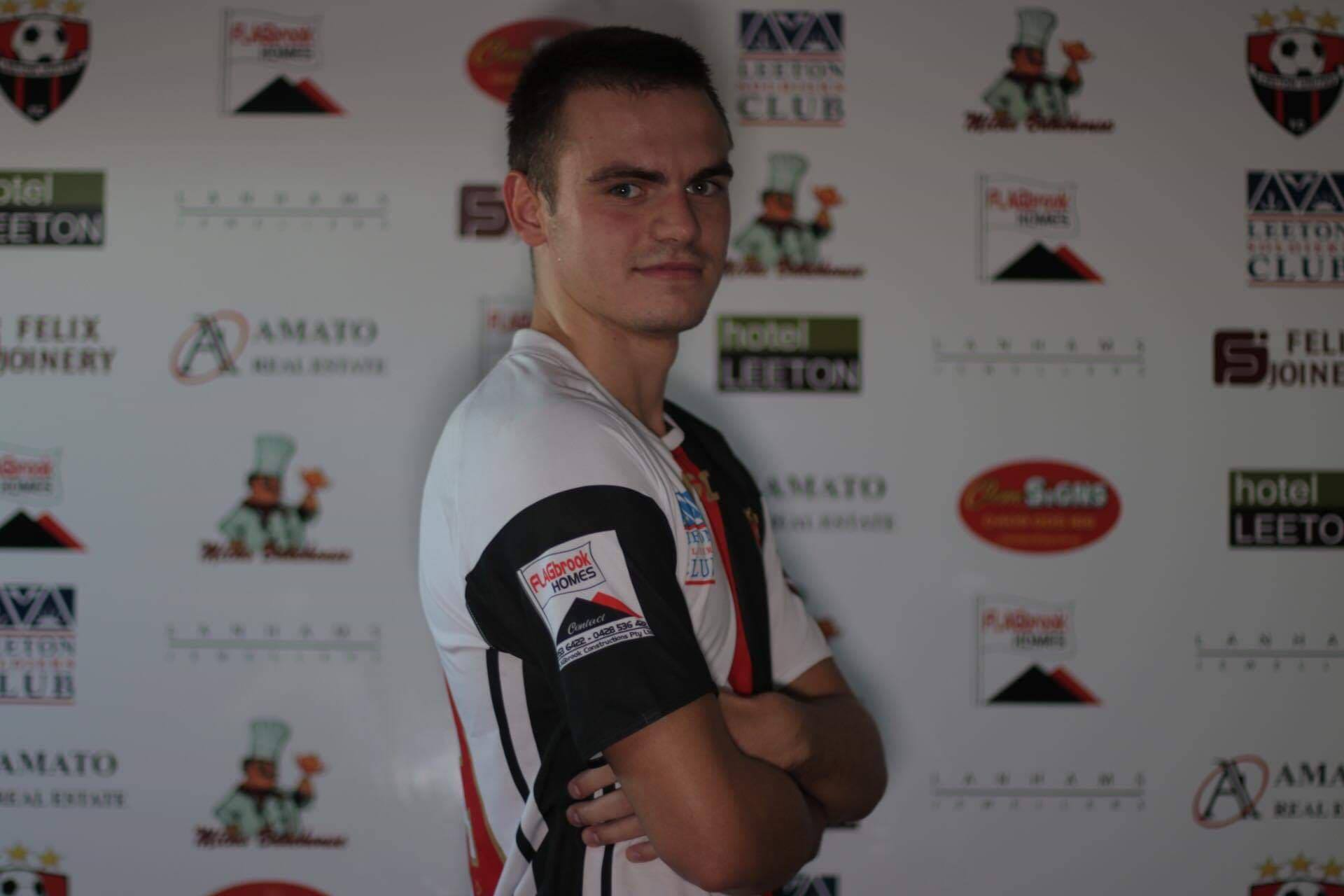 Mario Stern hakkab sahistama Austraalia liigas