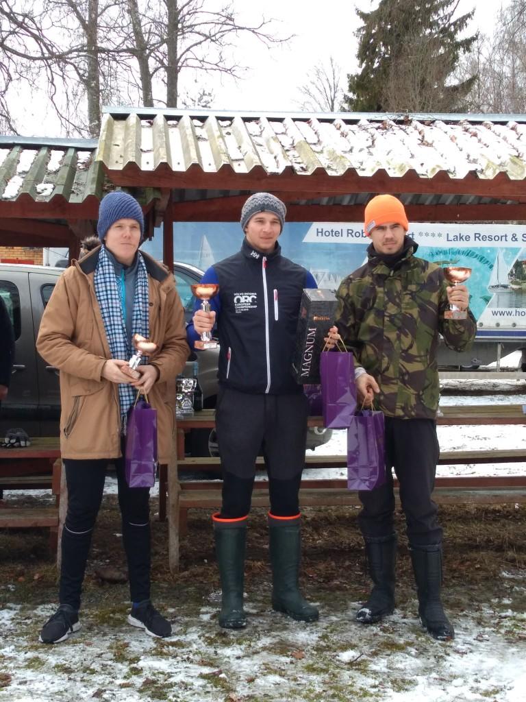 DN-klassi esikolmik. Saaremaa Merispordi Selts