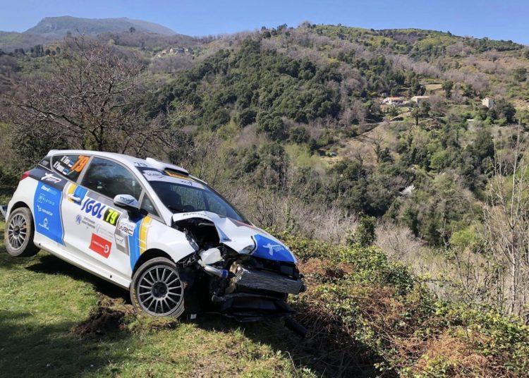Ken Torni auto. JWRC