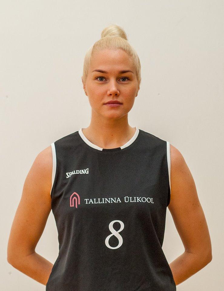 Annika Köster vedas Tallinna Ülikooli finaalseeriat juhtima