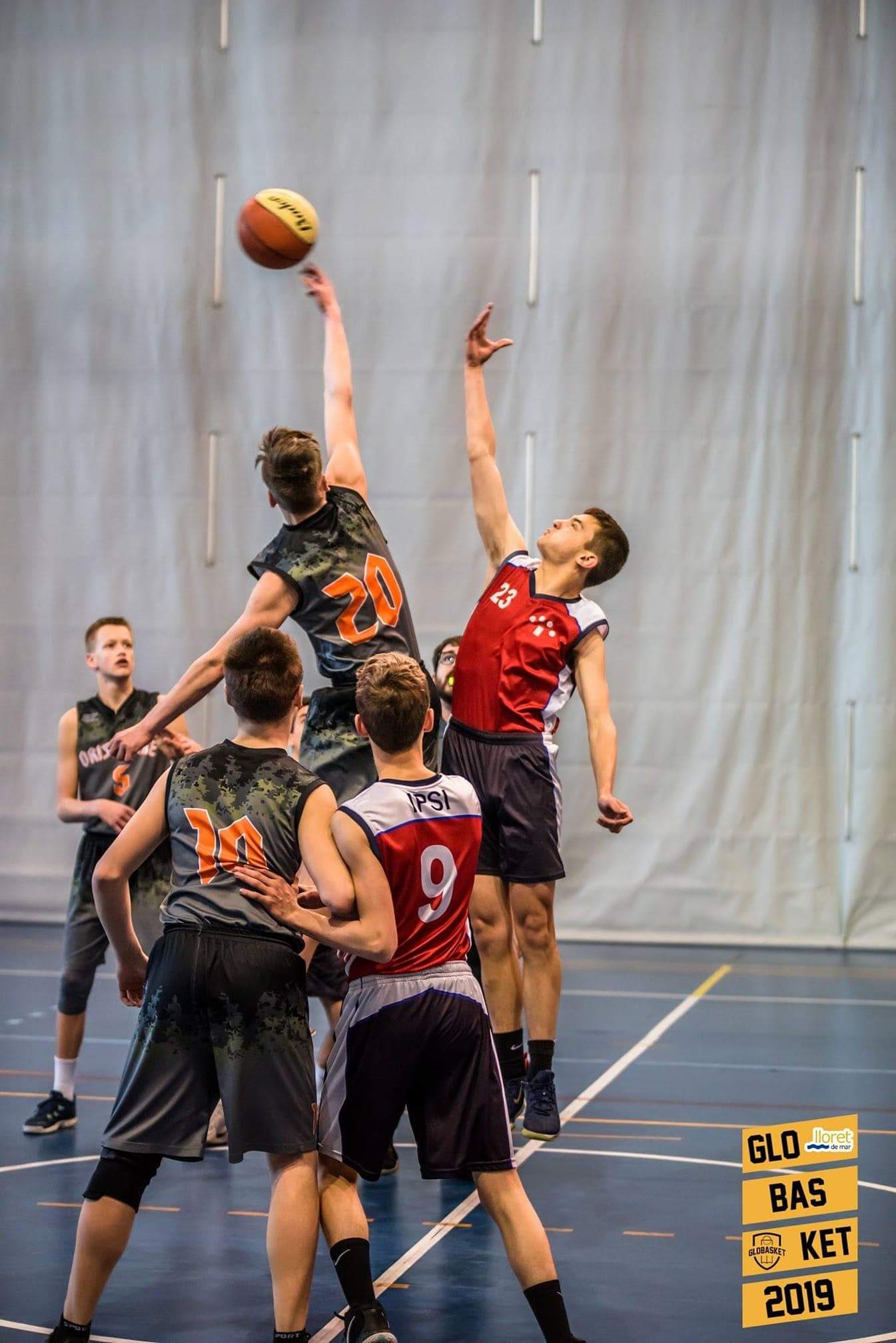 Orissaare Spordi noorkorvpallurid osalesid turniiril Hispaanias