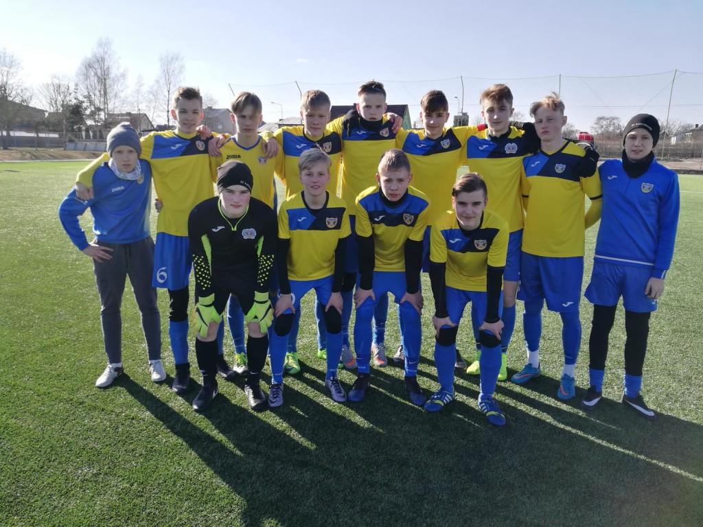 Mänguks valmis. FC Kuressaare
