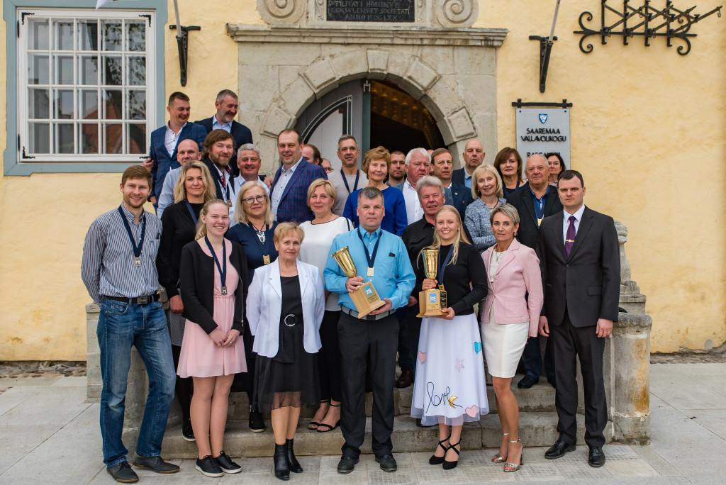 Parimad. Saaremaa Golfiklubi
