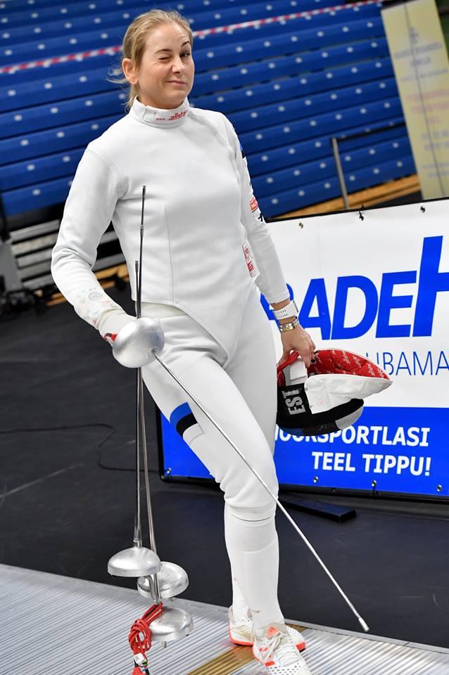 Kristina Kuusk loodetud tulemust ei saavutanud. Augusto Bizzi