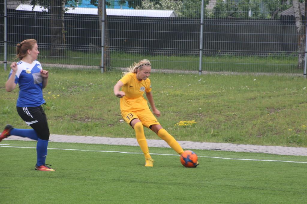 Kristina Teern lei neli väravat. Alver Kivi