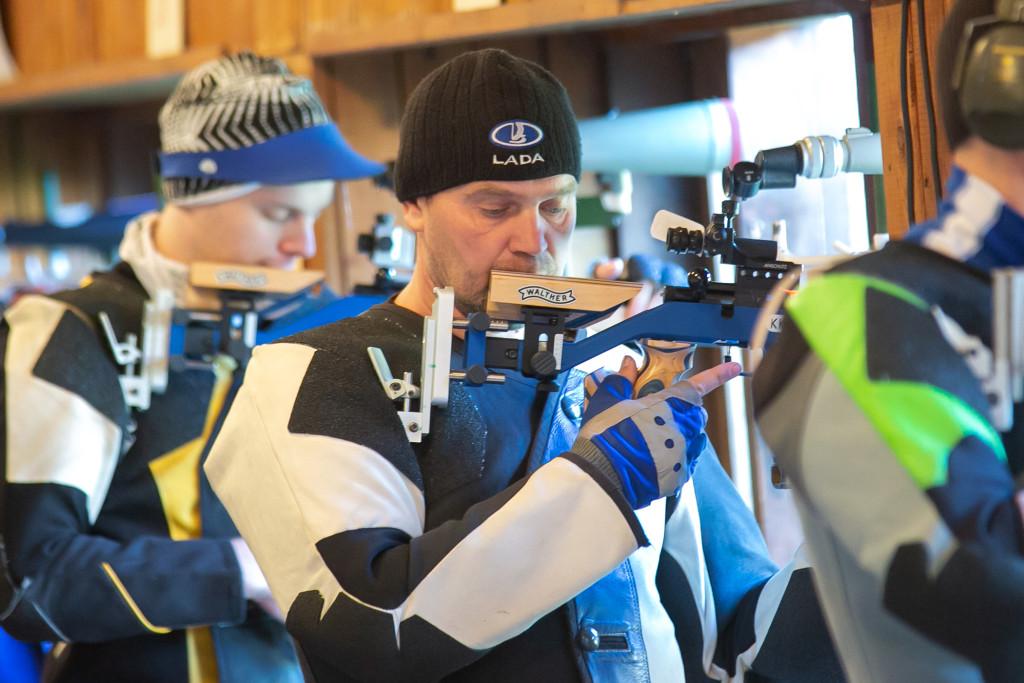 Neeme Virveste võitis Elvas kaks medalit. Irina Mägi