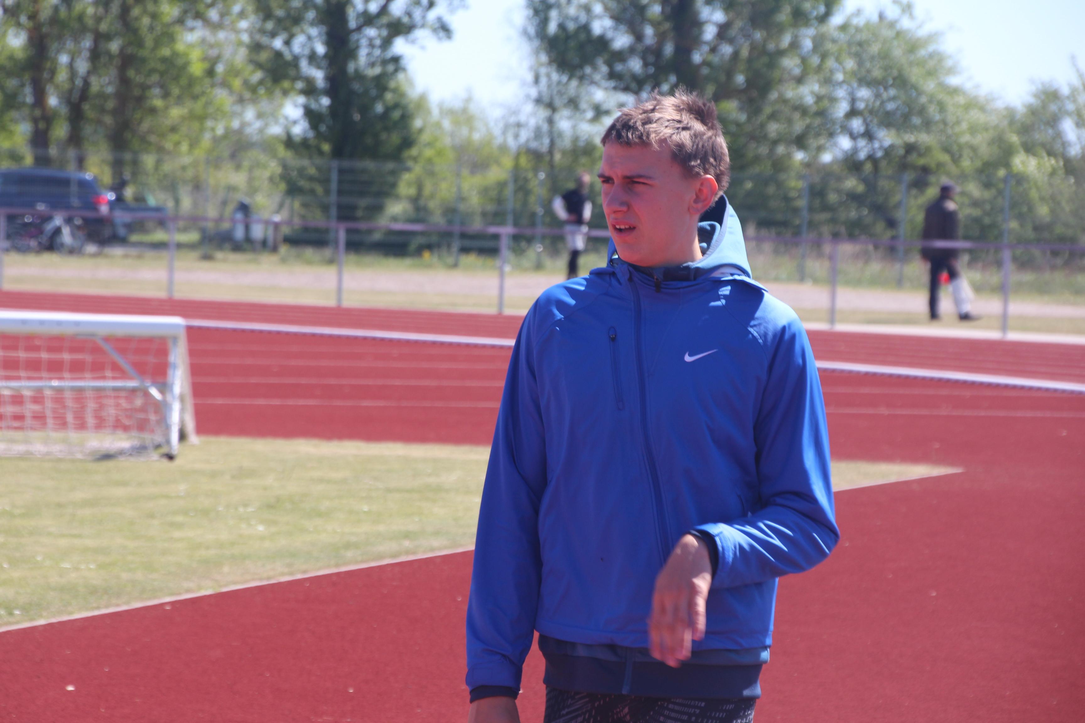 Johannes Treiel jooksis end poolfinaali