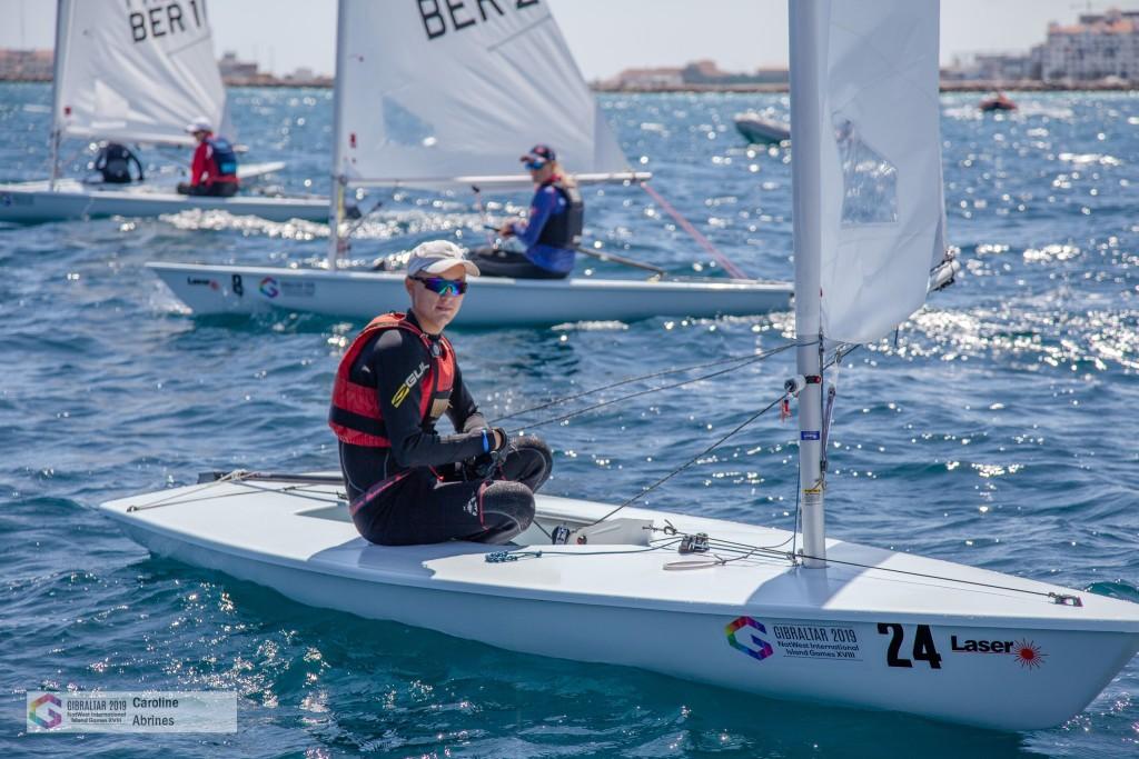 Silver Vahstein võistlemas. Gibraltar 2019